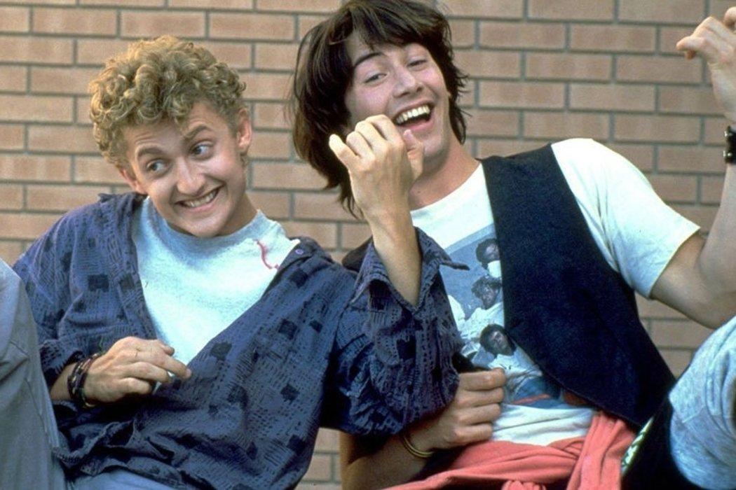 'Las alucinantes aventuras de Bill y Ted'