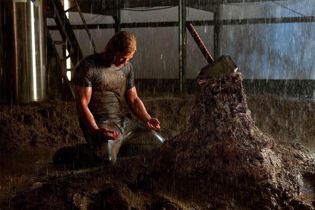 Su cameo en 'Thor'