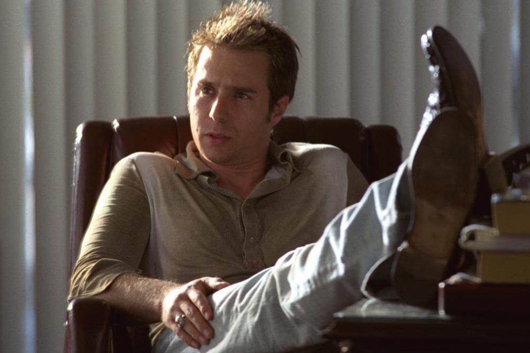 Frank Mercer en 'Los impostores' (2003)