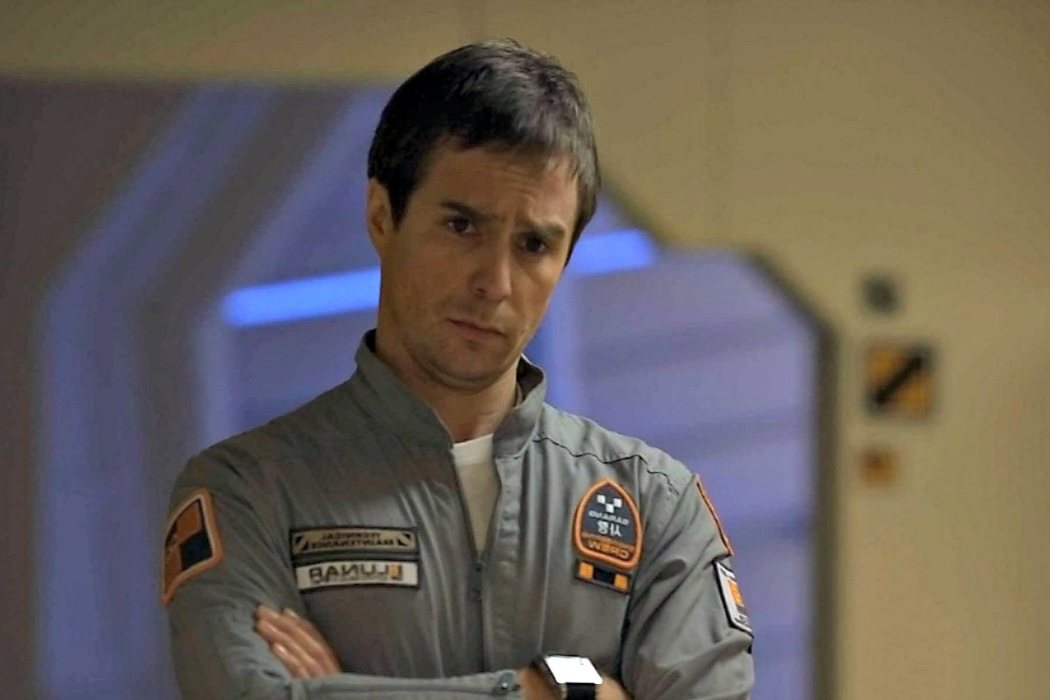 Sam Bell en 'Moon' (2009)