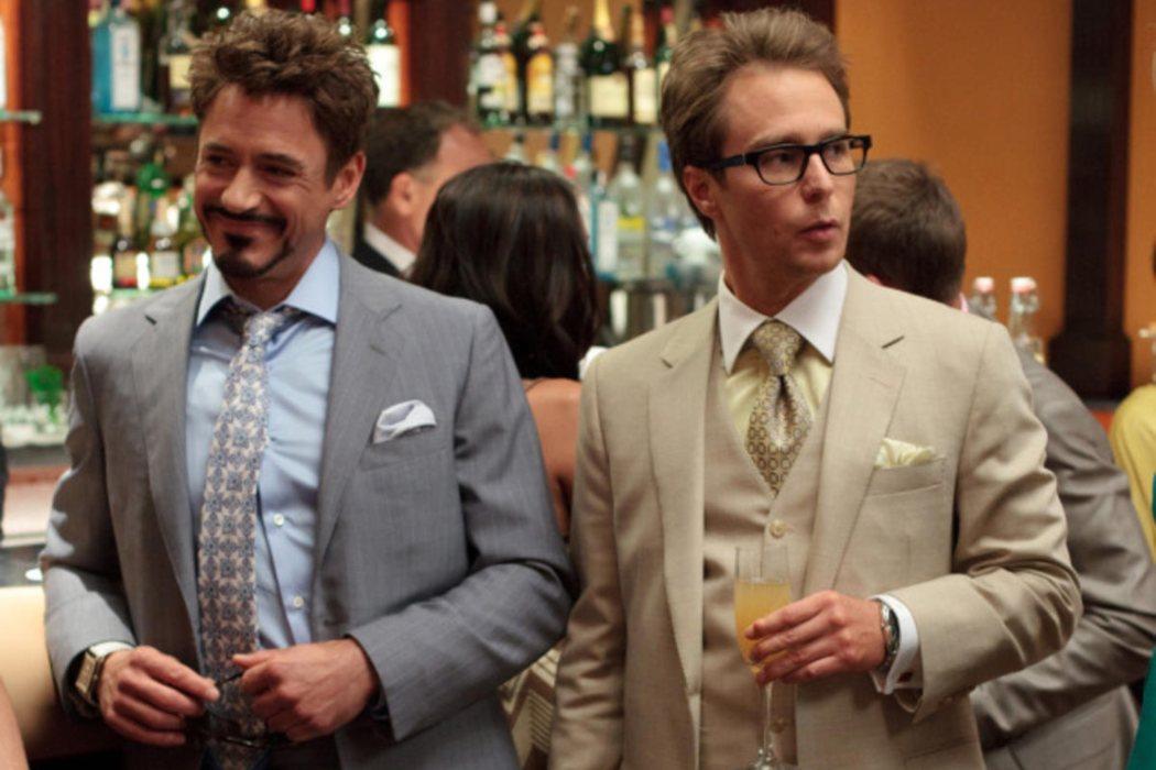 Justin Hammer en 'Iron Man 2' (2010)