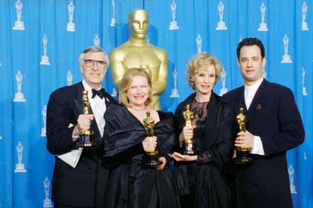 El segundo Oscar... después de cuatro nominaciones