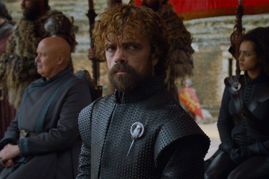 Tyrion es un Targaryen