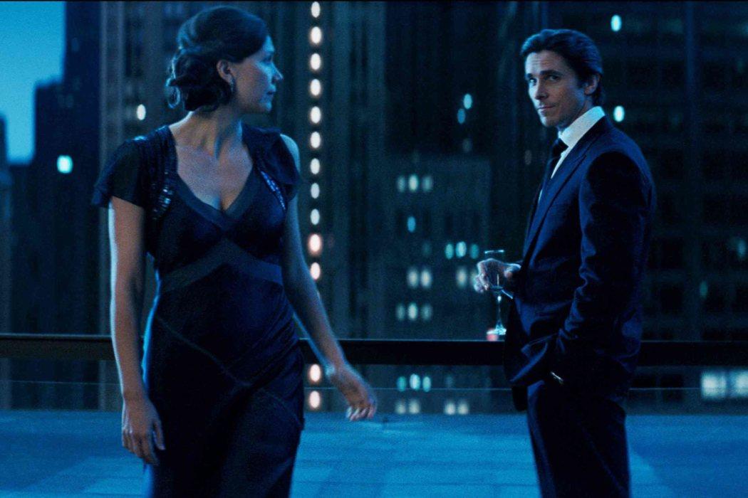 Rachel Dawes en 'El Caballero Oscuro' (2008)