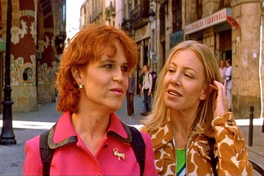La primera vez de Almodóvar en Barcelona