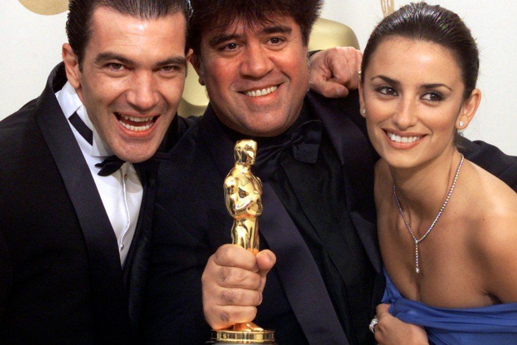Tercer Oscar para España