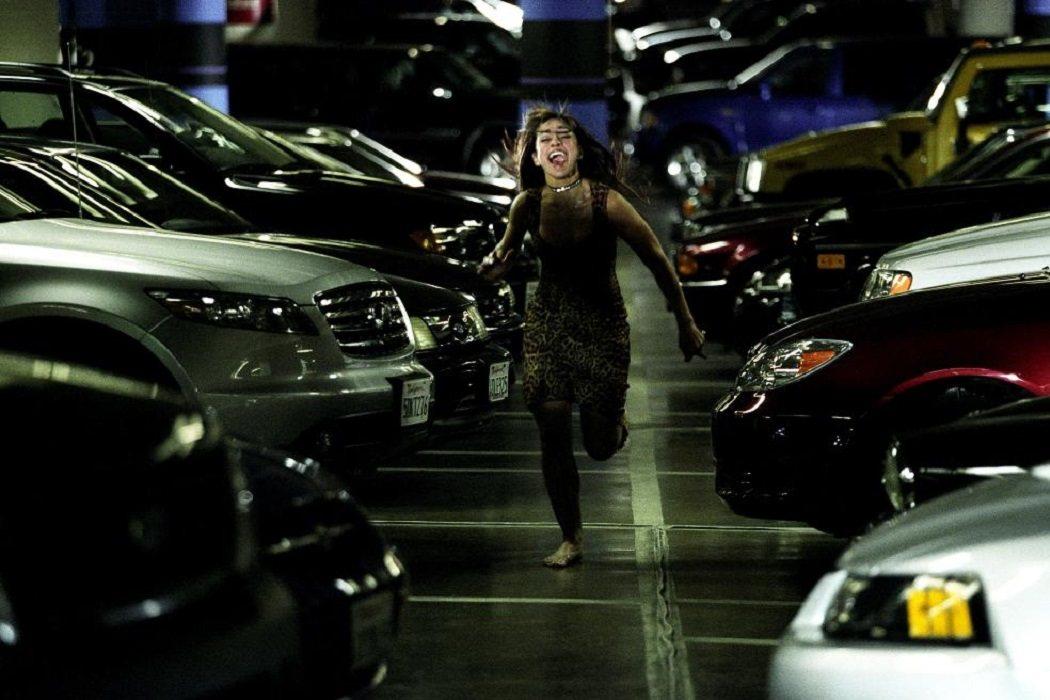 El parking