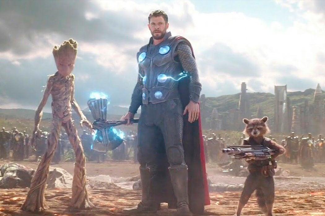 La llegada de Thor a Wakanda