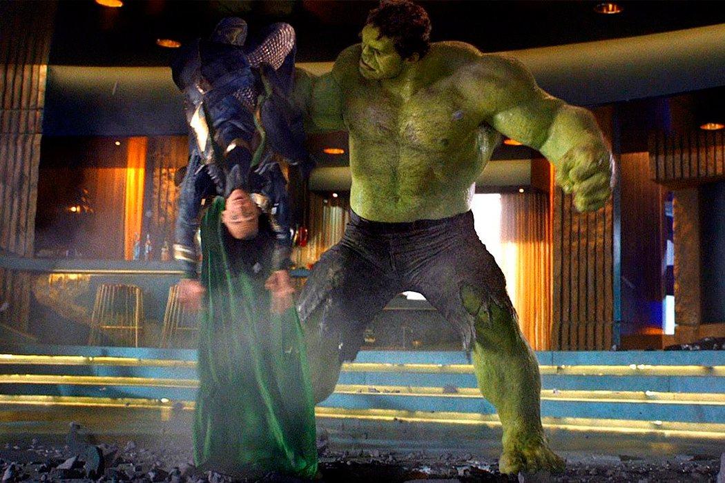 Hulk contra Loki