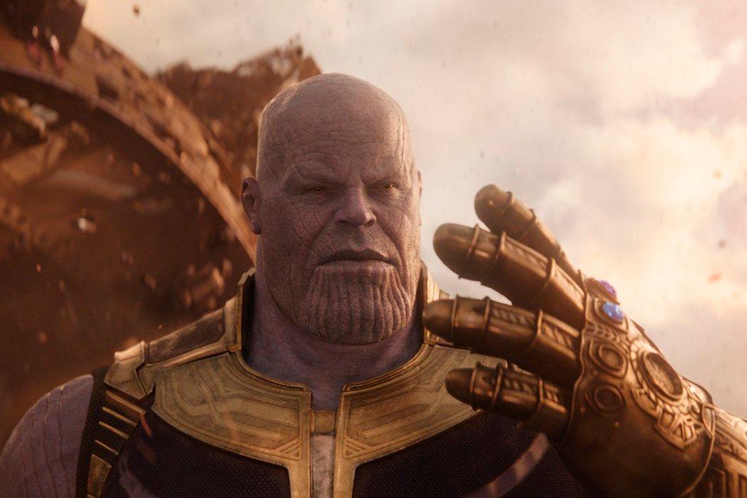 El chasquido de Thanos