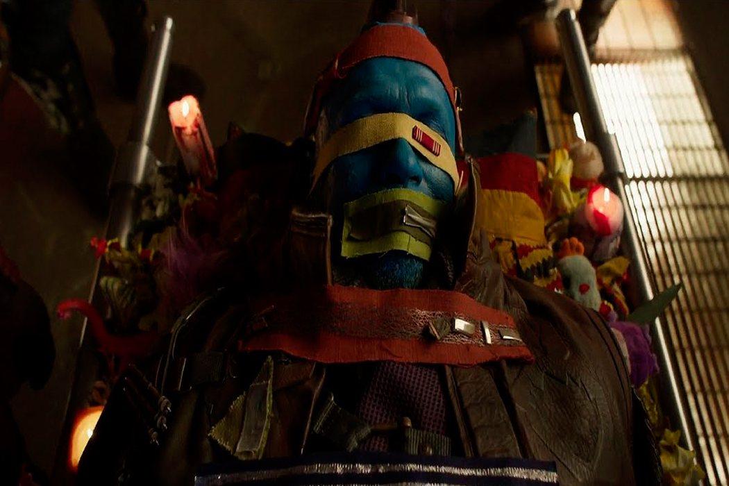 El entierro de Yondu