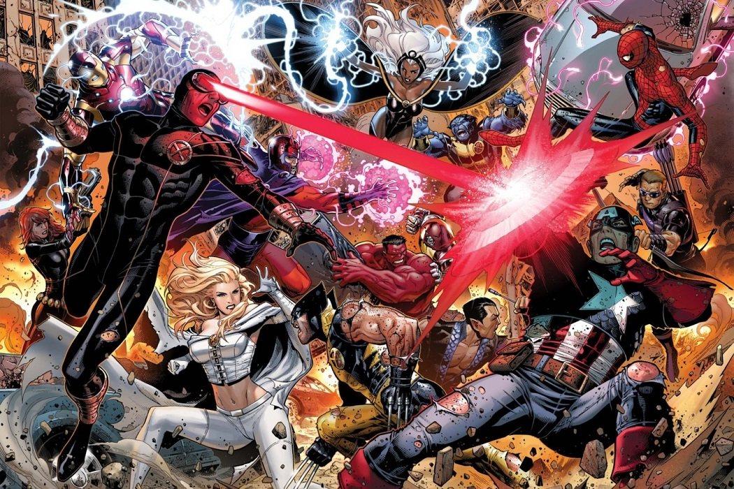 A los X-Men