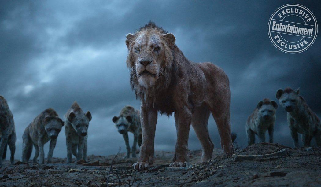 Scar y las hienas