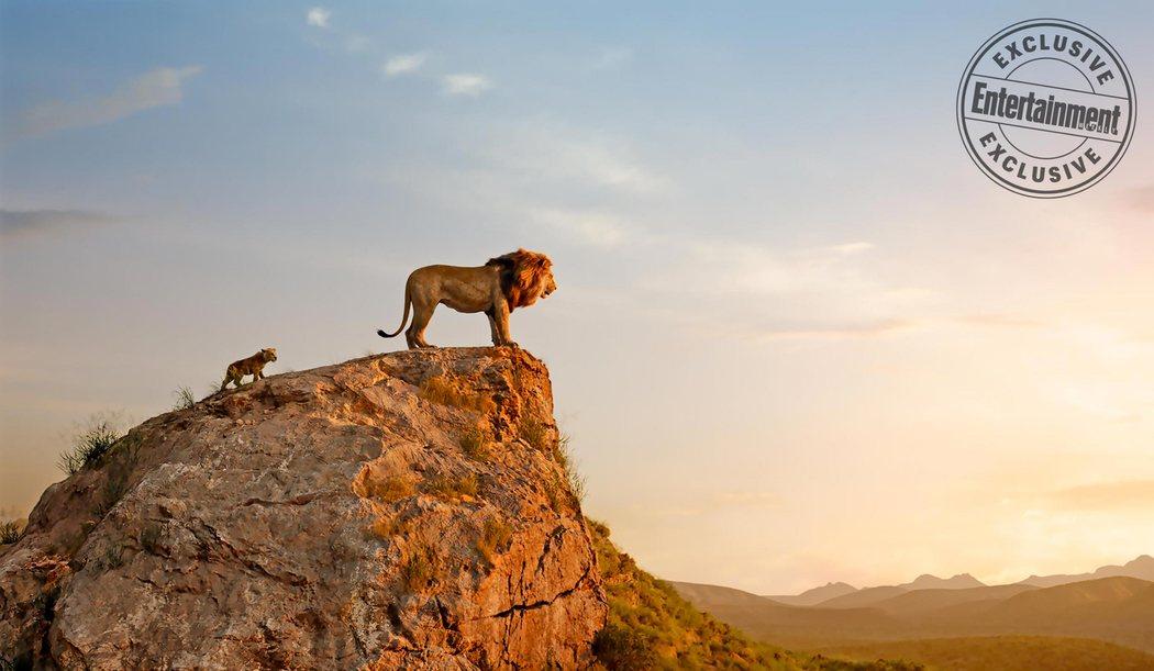 Mufasa y Simba