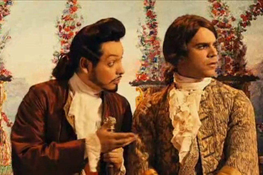 Príncipe Formós en 'Mil cretinos' (2011)