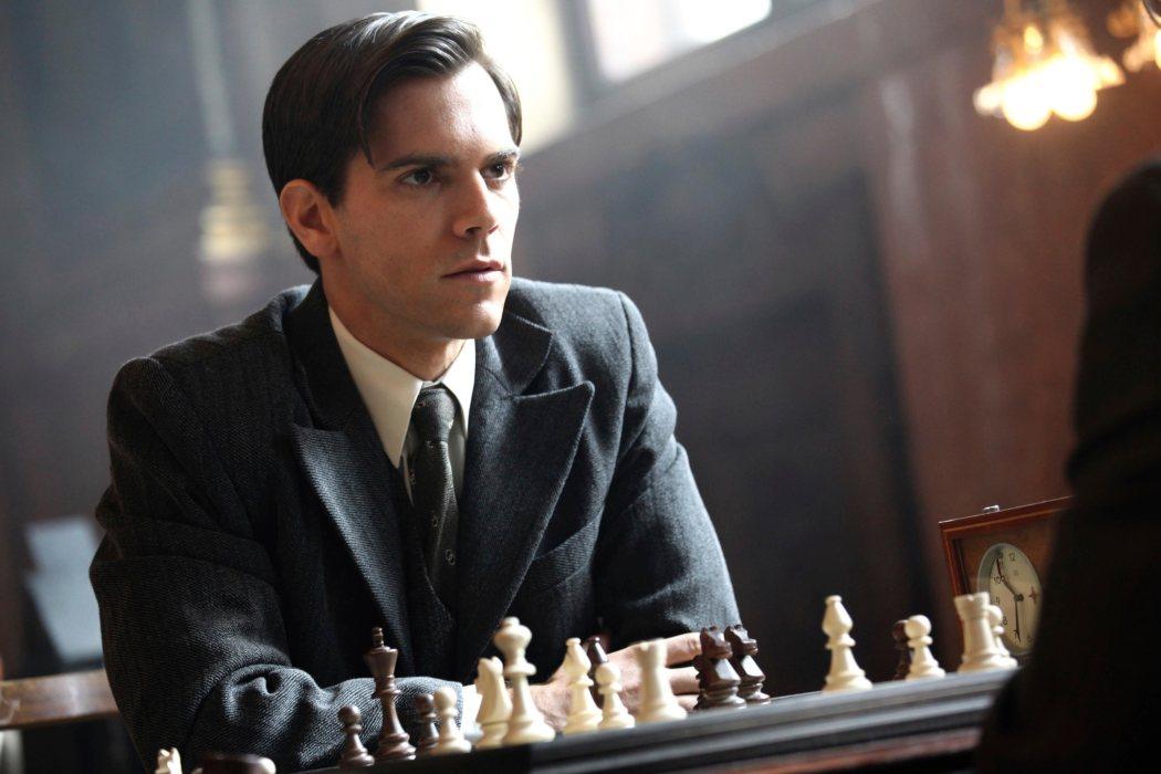 Diego Padilla en 'El jugador de ajedrez' (2017)