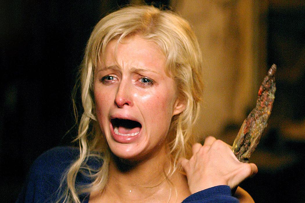Paris Hilton: Todo por la pasta