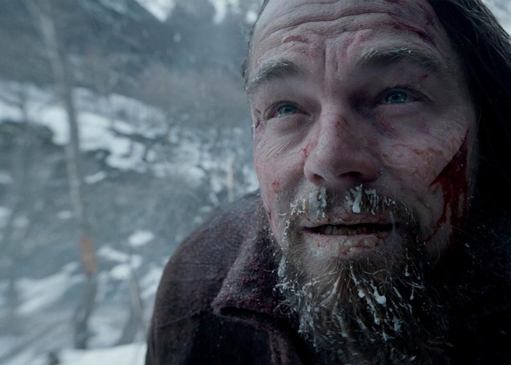 Leonardo DiCaprio ('El renacido (The Revenant)')