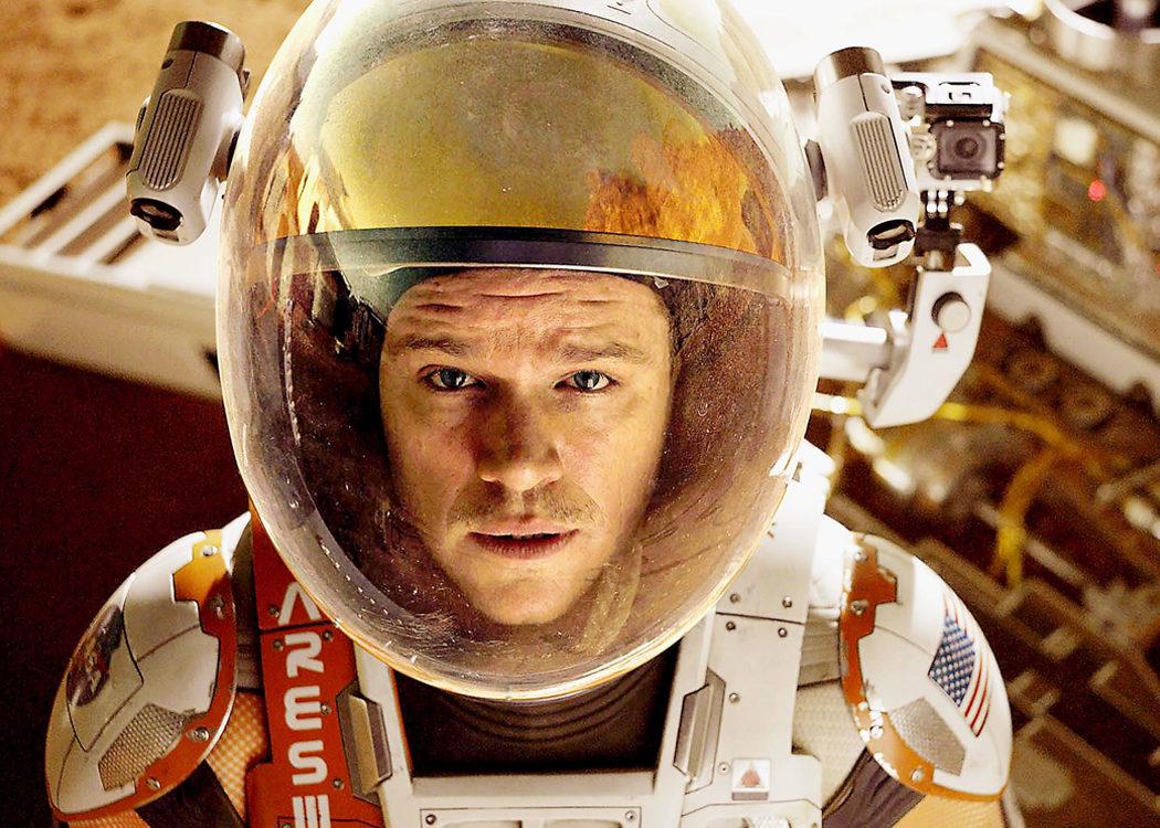 Matt Damon ('Marte (The Martian)')