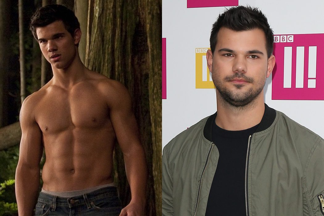 Taylor Lautner (Jacob Black)