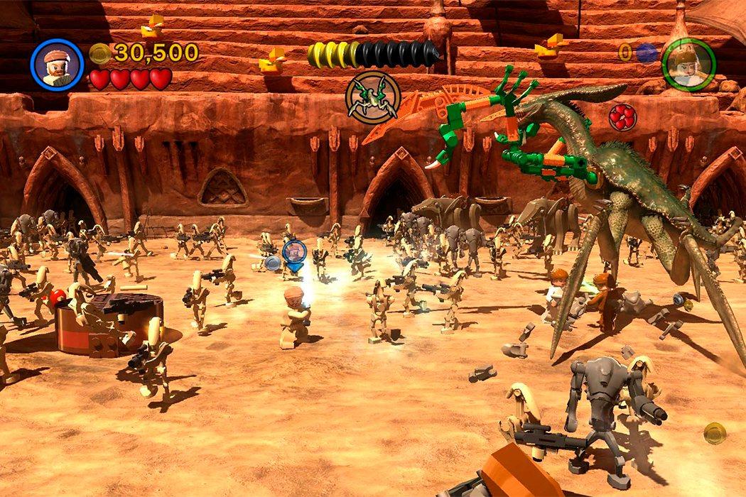 'Lego Star Wars III: The Clone Wars'