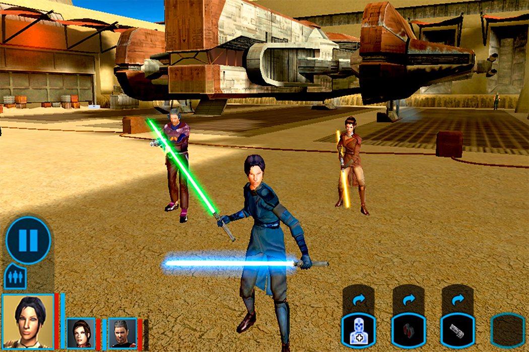 'Star Wars: Caballeros de la Antigua República'