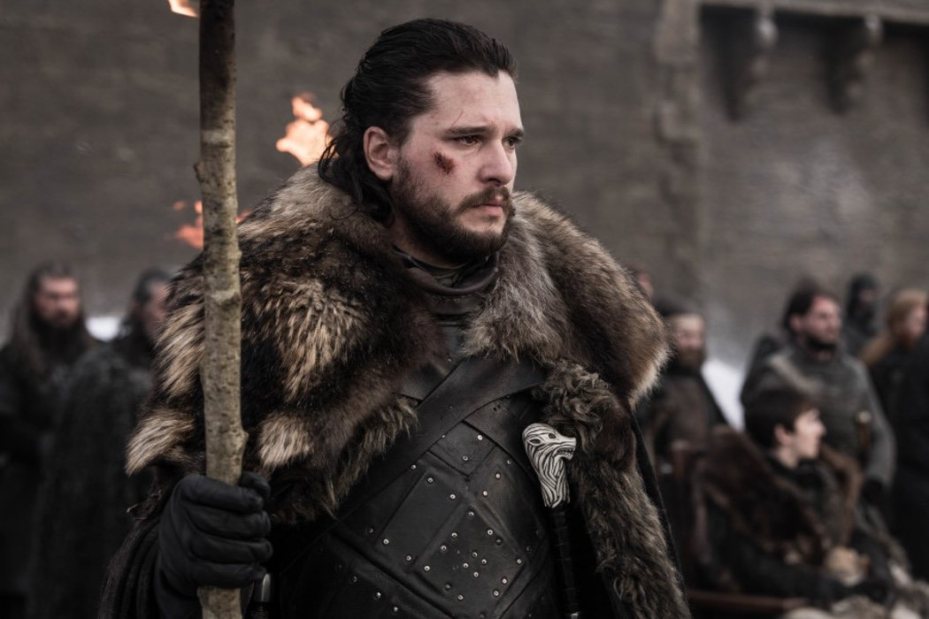 Jon lidera el grupo