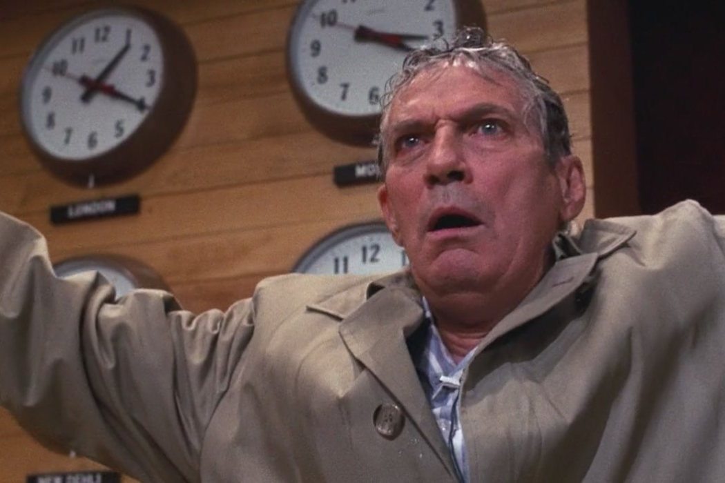'Network, un mundo implacable' (1976)