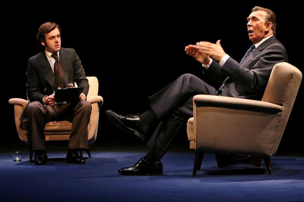 'El desafío: Frost contra Nixon' (2008)