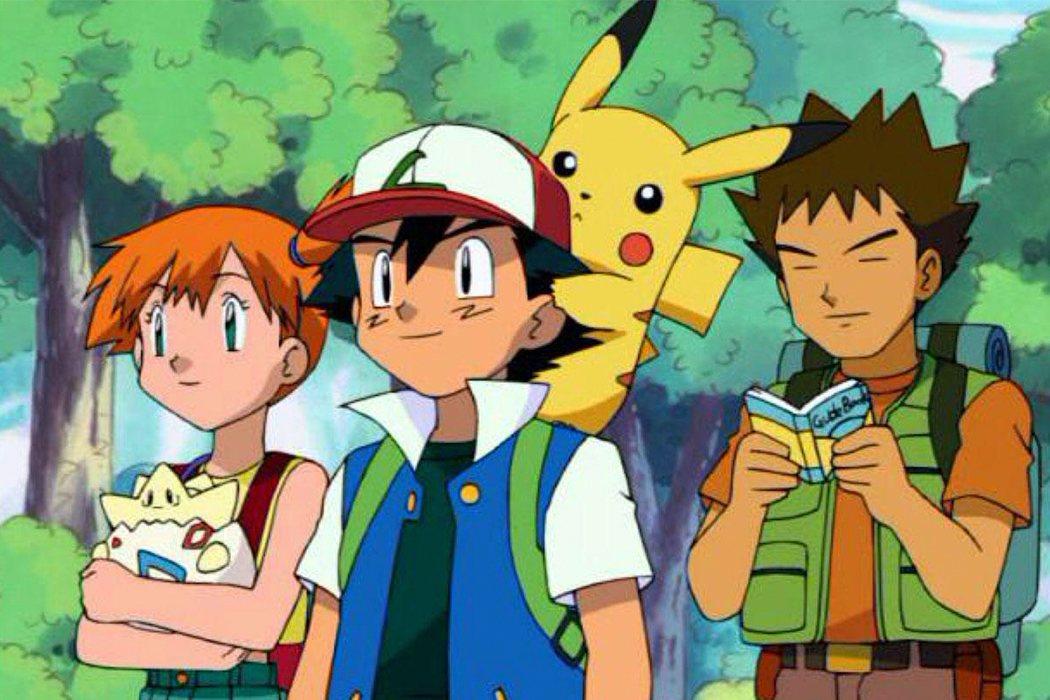 Una película sobre Ash y compañía