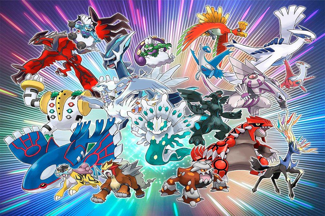 Una película sobre algún Pokémon legendario