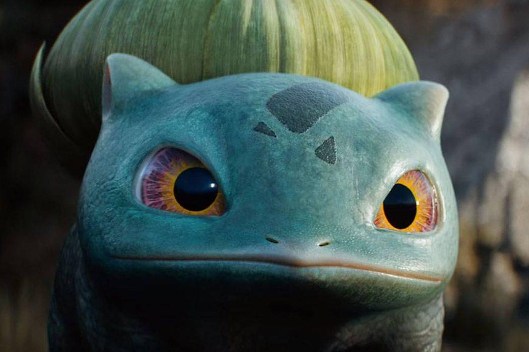 Los diseños CGI de los Pokémon