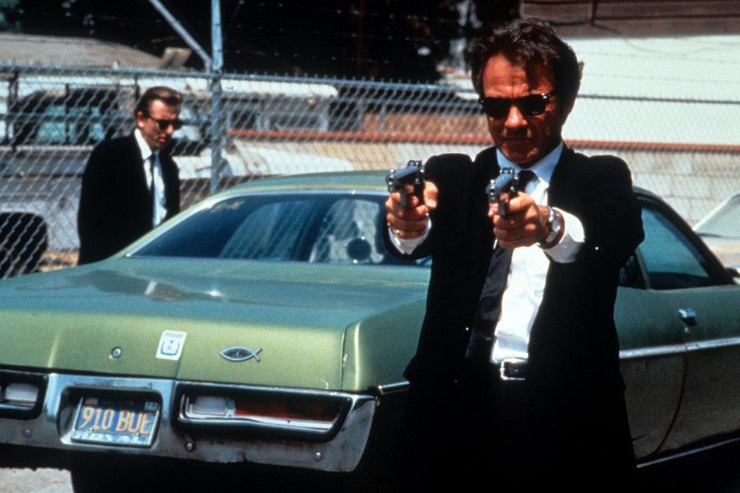 Mr. White en 'Reservoir Dogs'