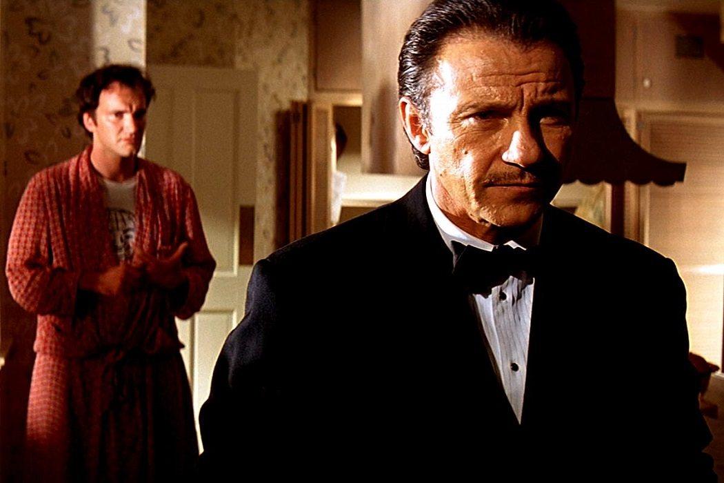 The Wolf en 'Pulp Fiction'