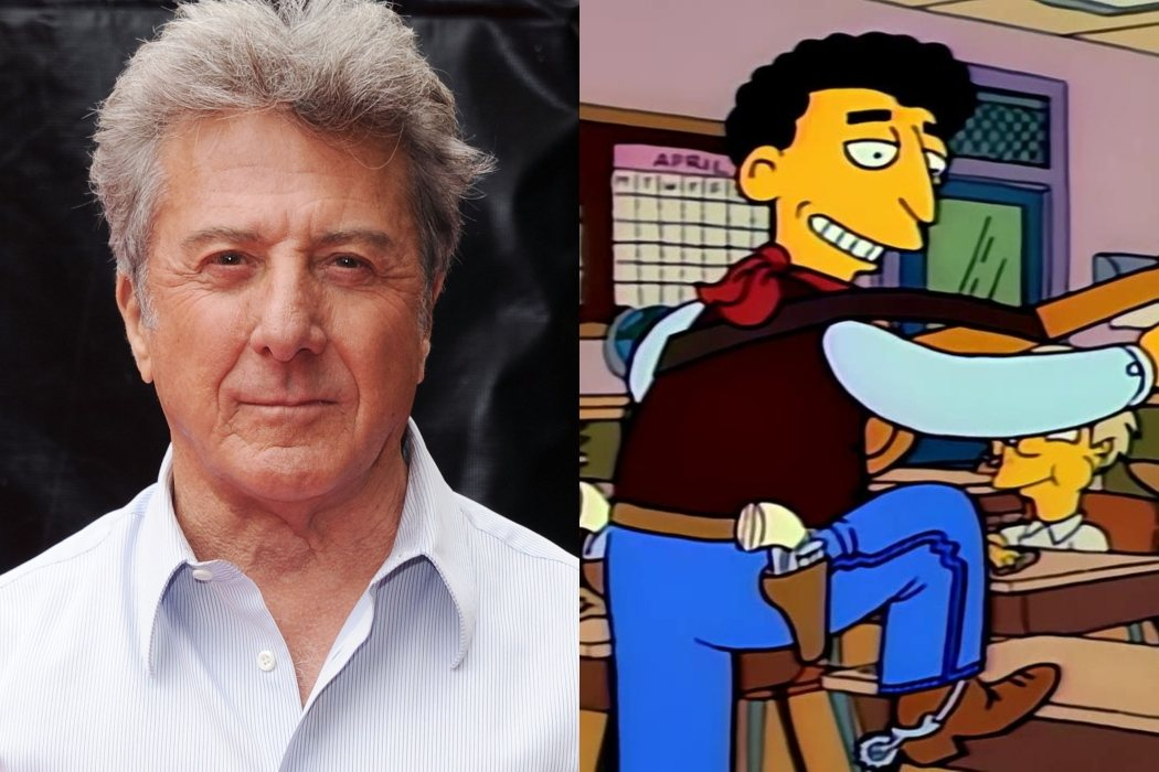 Dustin Hoffman - Sr. Bergstrom