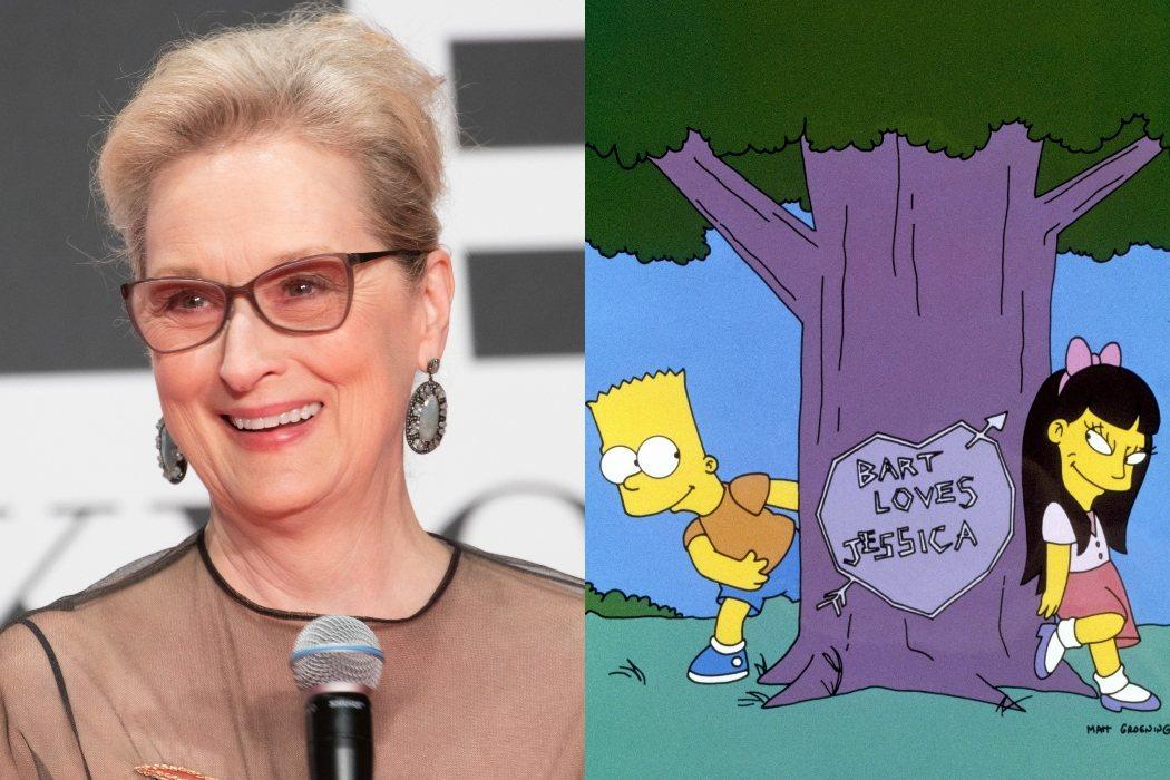 Meryl Streep - Jessica Lovejoy
