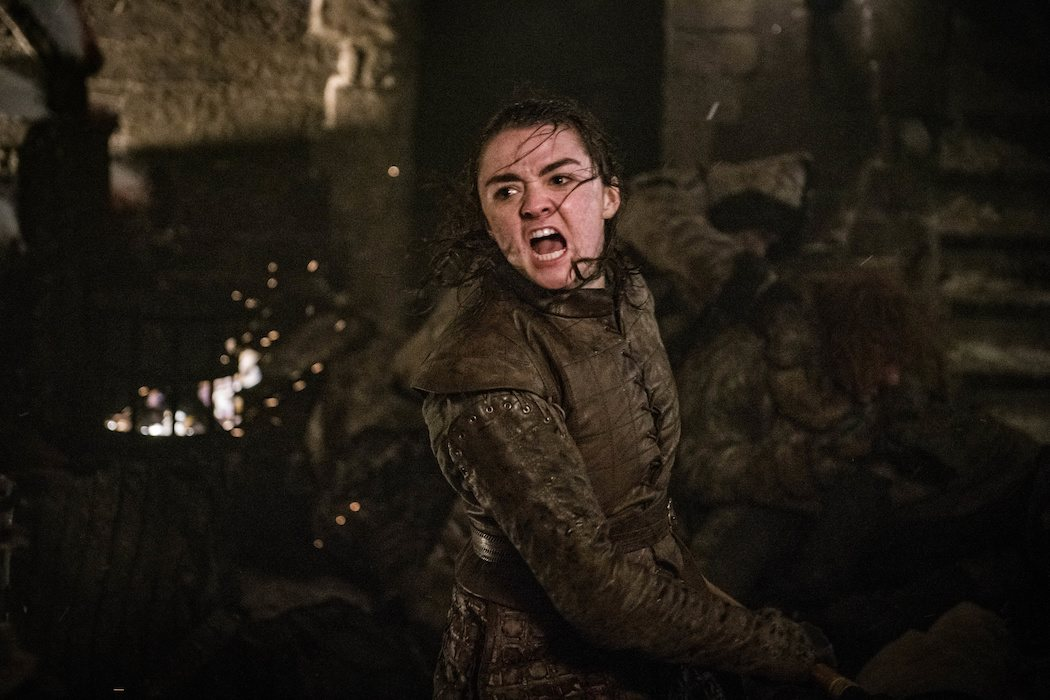 ¿Matará Arya a Daenerys?