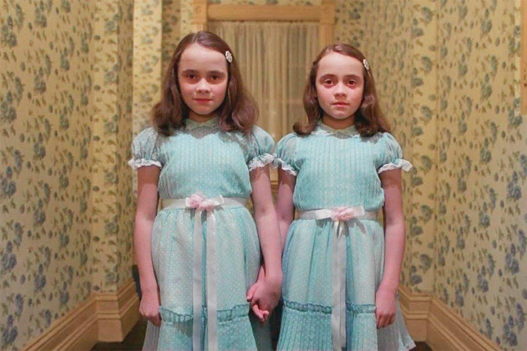 Las gemelas Grady ('El resplandor')