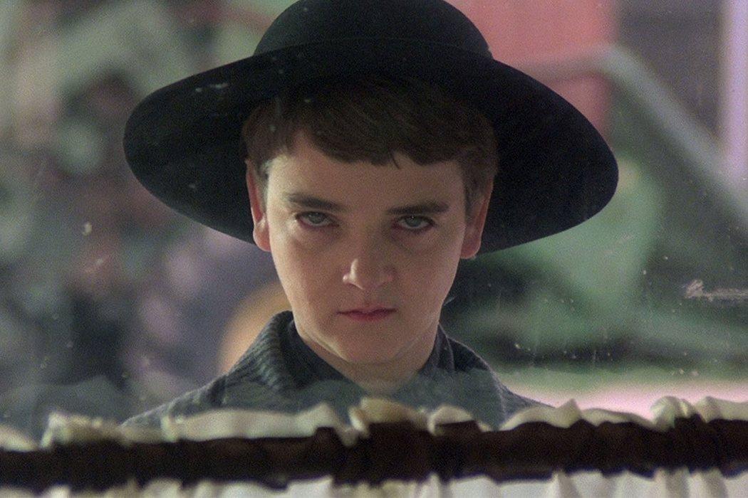 Isaac Chroner ('Los chicos del maíz')