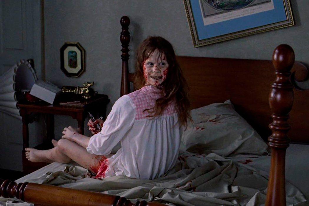 Regan MacNeil ('El exorcista')