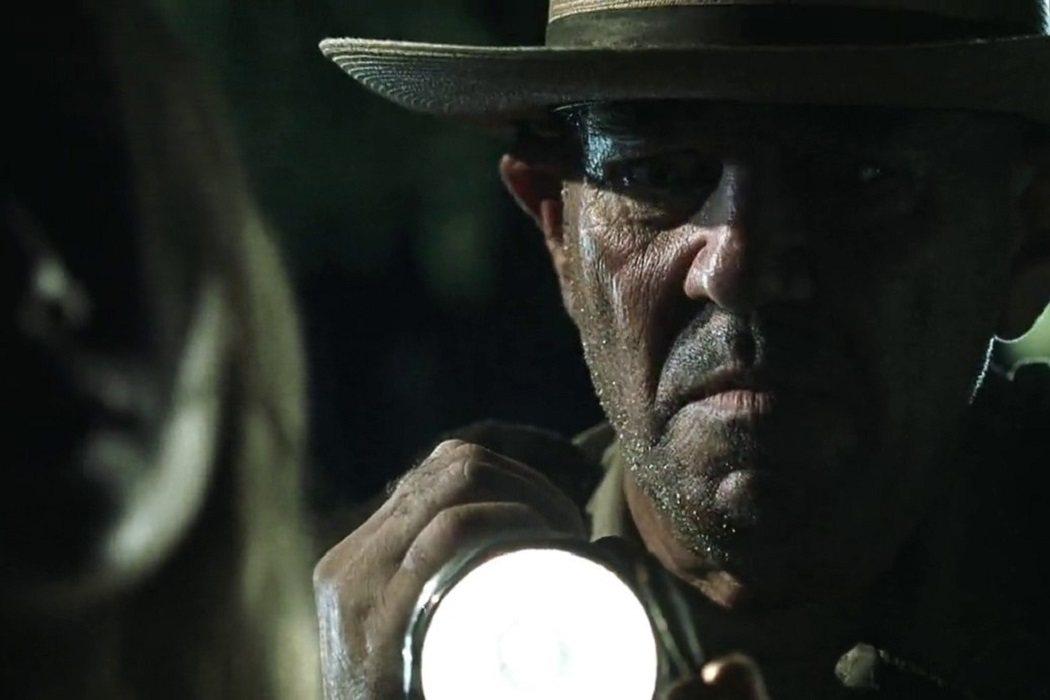 La brutalidad del sheriff