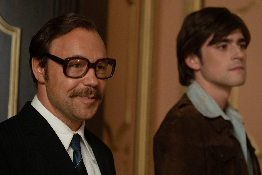 ¿Elton John viene de John Lennon?