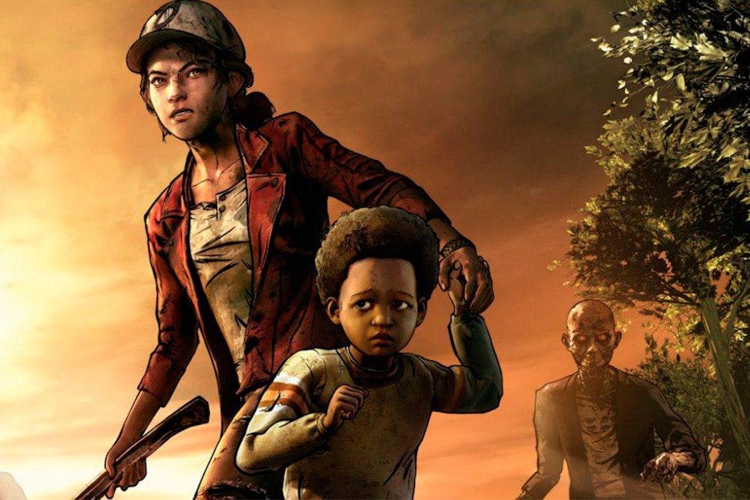 'The Walking Dead' (Telltale Games, 2012-2019)