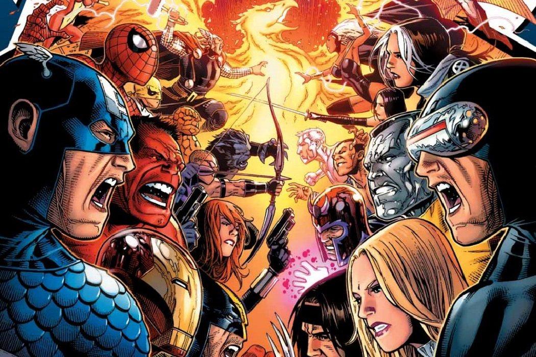 Vengadores vs. X-Men