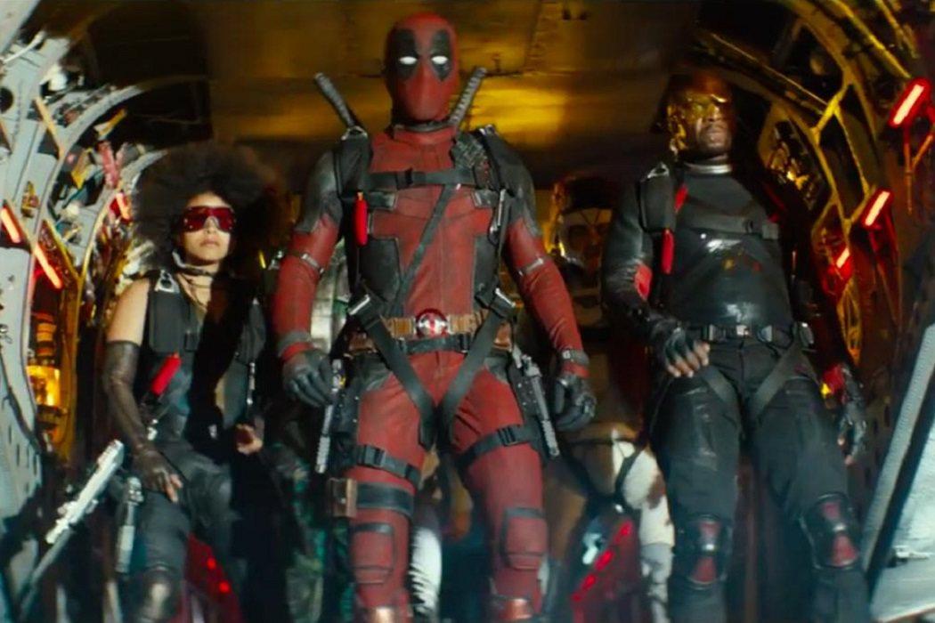 Deadpool y los X-Force
