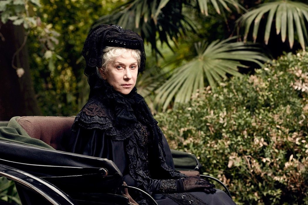 Helen Mirren en 'Winchester: La casa que construyeron los espíritus' (2018)