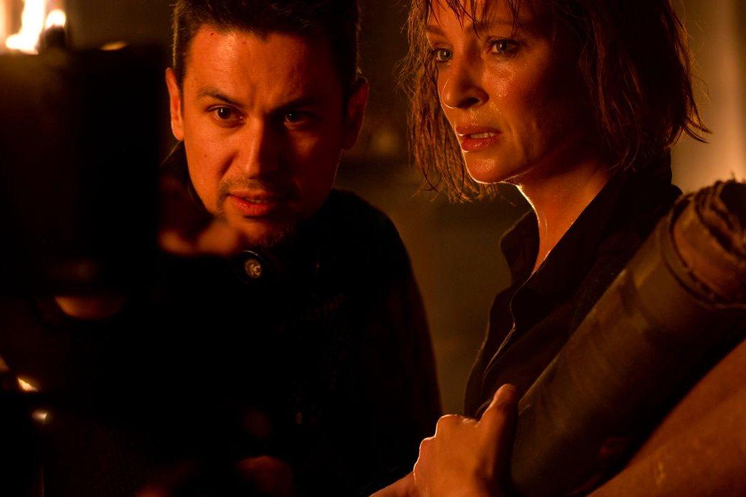 Uma Thurman en 'Blackwood' (2018)