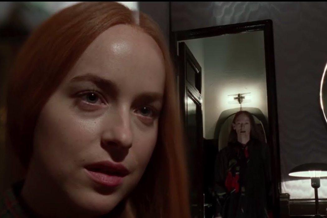Dakota Johnson y Tilda Swinton en 'Suspiria' (2018)