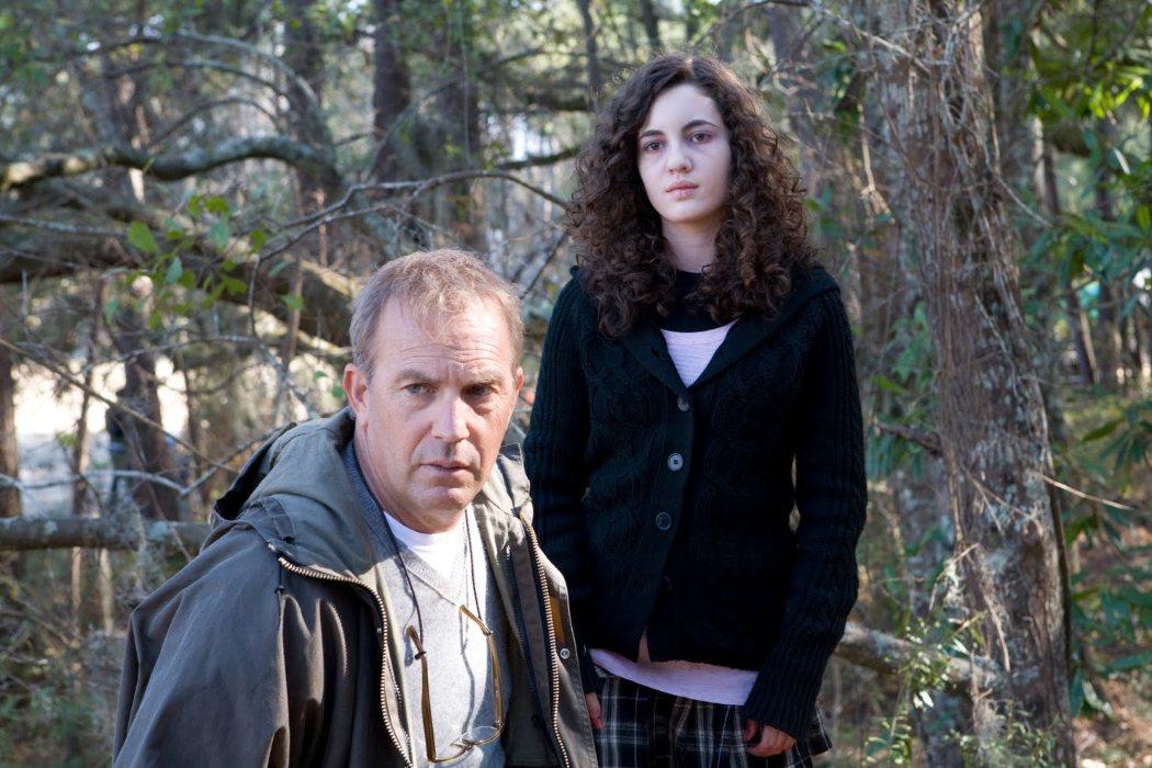 """Ha sido """"la hija"""" de Kevin Costner"""