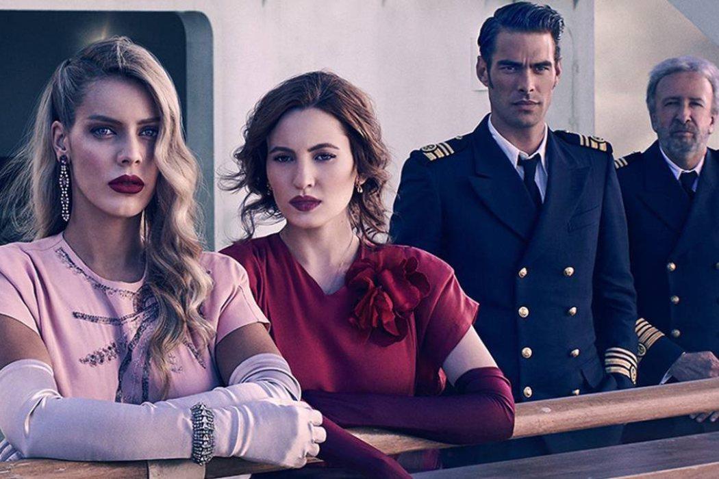 Debutó en la televisión española con 'Alta mar'